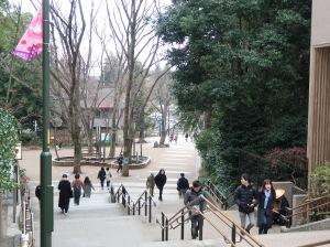 公園入口 Entrance of park