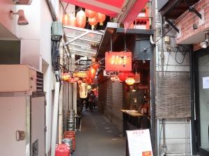 ハーモニカ横丁 Harmonica alley