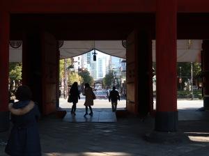 Sangedatsumon (three spirutual gate)