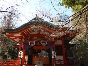 Shiba Toshogu Shrine