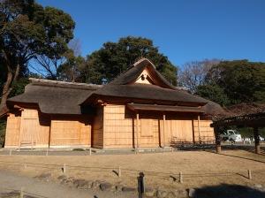 Tea house of hawk Taka no ocyaya