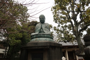 Statue of Great Buddha, Amithaba Buddha