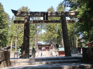 Ishidorii (Stone Torii Gate)