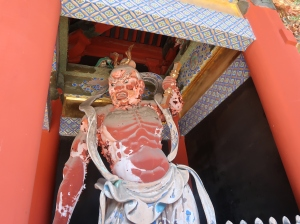 Guardian deity Nio or Deva