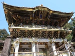 "Yomeimon Gate; ""Gate of the Setting Sun"""