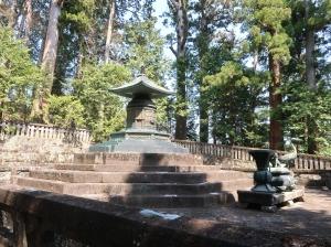 Tokugawa Ieyasu's mausoleum; Gohoto