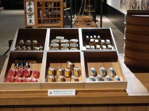 Sushi shop cart replica