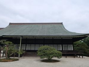 大宮御所御常御殿 Omiya palace Empress Dowager