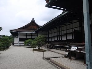 御常御殿 天皇陛下の儀式と生活の場所 Imperial residential Palace, Otsunegoten