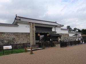 東大手門 Higashi Ote-mon gate (east gate)