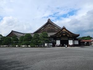 二の丸御殿 Ninomaru-goten palace