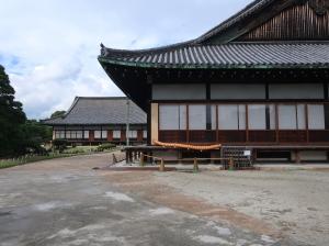 大広間外観 Outside view of Oohiroma