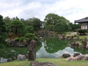 二の丸庭園 Ninomaru garden
