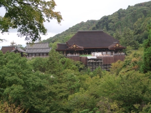 Overview from Koayasu Kannon